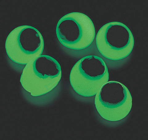 Glow in the dark Sticky Eye Balls