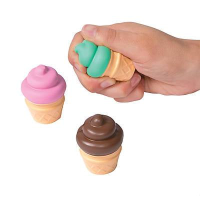 Squeeze Ball Ice Cream Cone