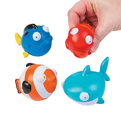 Squeeze Ball Sea Life
