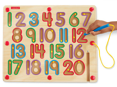 Magnetic Number Board