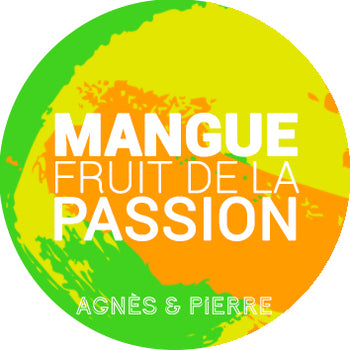 Sorbet MANGUE - FRUIT DE LA PASSION