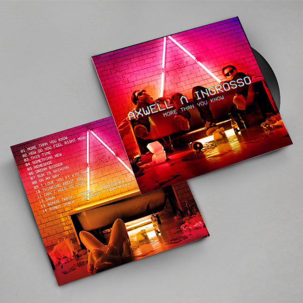 More Than You Know Double Vinyl Album
