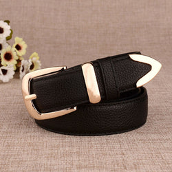 [AETRENDS] 2016 PU Leather Fashion Brand Designer Belts for Women Buckle Belt Clothes Accessories Z-2389 - onlinejewelleryshopaus