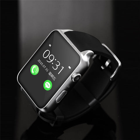 GT88 Bluetooth Smart Watch for IOS Iphone 6 6S Plus SE 7 for Samsung Xiaomi Smartwatch Clock Sync Notifier Support TF Card Watch - onlinejewelleryshopaus