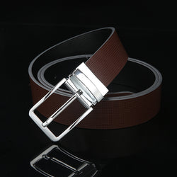 Men's Belts Genuine Leather Luxury Pin Buckle Mens Brand Jean Belt Fashion Belts For Men 2015 Cinturon Heren Riem Kemer Erkek - onlinejewelleryshopaus