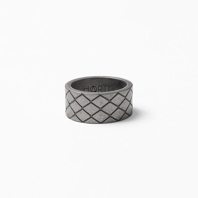 Punk Net Jewelry For Party Men Ring Size 7 & 9 Jewelry 316 Titanium Steel Cable Mesh Bangle Jewelry Northskull Ring For Men - onlinejewelleryshopaus