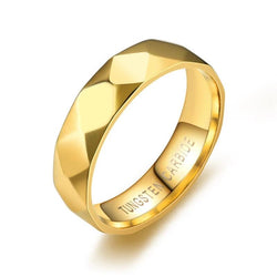 8MM Tungsten Rings Classic Wedding Rings For Women or Men
