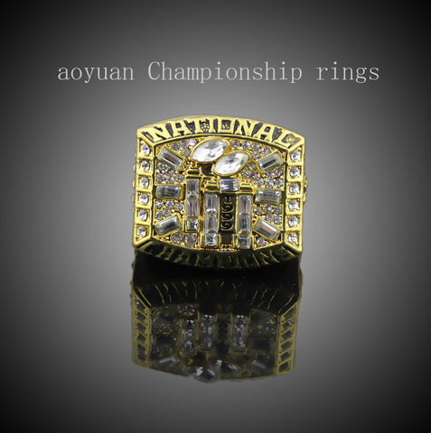 Championship rings, 1999 florida state Seminoles won the ncaa football championship rings, sports fans rings, men gift ring - onlinejewelleryshopaus