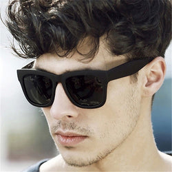 Brand Design Grade Goggle Sunglasses Men Vintage Retro Outdoor Mirror Sunglasses Points Sun Glasses For Men Sunglass 2016 - onlinejewelleryshopaus