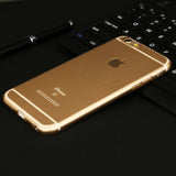 Baseus Ultra Thin Soft TPU Phone Case For iPhone 6 6s Plus Slim Crystal Clear Silicone Back Cover For iPhone 6 6s Phone Bag Case - onlinejewelleryshopaus