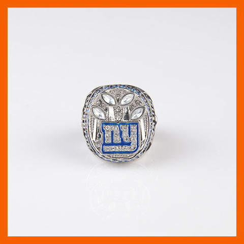 2011 NEW YORK GIANTS SUPER BOWL XLVI WORLD CHAMPIONSHIP RING WITH MANNING PLAYER US SIZE 8 9 10 11 12 13 14 AVAILABLE - onlinejewelleryshopaus