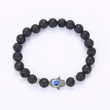 Natural Stone Buddhist Buddha Meditation Beads Bracelets For Women men Jewelry Prayer Beads Mala Bracelet free shipping - onlinejewelleryshopaus
