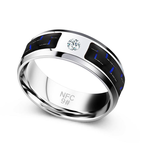 Smart Rings Magic Wear NFC ring For Samsung HTC Sony LG IOS Android Windows NFC Mobile Phone - onlinejewelleryshopaus