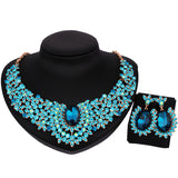 African Beads Jewelry Set Nigerian Wedding for Brides Party Bridal Jewelry Sets Free Shipping - onlinejewelleryshopaus