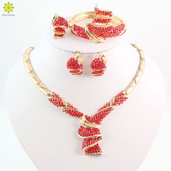 African Wedding Bridal Jewelry Set Best Quality African  Jewelry Sets, High Quality Dubai Fashion Wedding Accessories Jewelry - onlinejewelleryshopaus