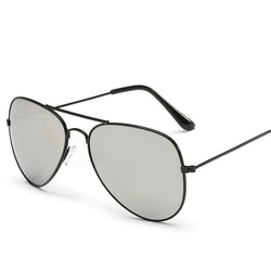 High Quality Unisex Brand Designer Sunglasses Men Women Fashion Reflective Mirror Glasses Metal Frame Gradient Glasses UV400 - onlinejewelleryshopaus