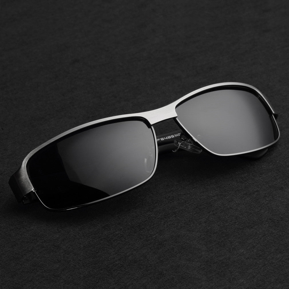 611c640666 Aluminum Magnesium Alloy Frame Polarized Sunglasses Men s Driver Sunglass  Mirror Outdoor Sports Glasses Oculos Male Sunglasses