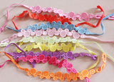 24pcs/bag New design tiara friendship bracelet,handmade woven crown italy lucky lace macrame bracelet jewelry for women - onlinejewelleryshopaus