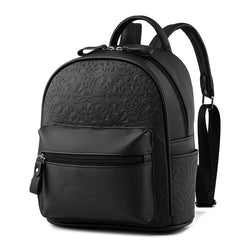 2016 new tide female backpack students fashion casual minimalist Backpack - onlinejewelleryshopaus