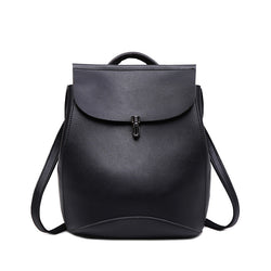able mini tablet computer package Minimalist inner bag vogue leisurely noble black waterproof school backpack women - onlinejewelleryshopaus