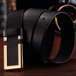 BlackCattle Mens Belts Designer Belts Men High Quality Italian Style Genuine Leather Tactical Belt Men Dress Leather Belt - onlinejewelleryshopaus