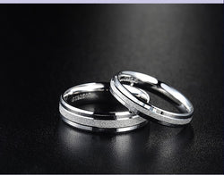 Tungsten Normal High Polished 100% Pure Tungsten Carbide Ring For Wedding Rings Couple Ring Free Engraving - onlinejewelleryshopaus