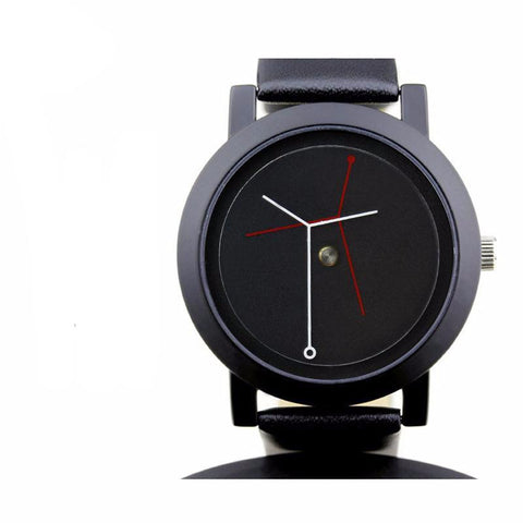 wristwatch branch concept brief simple face