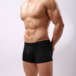 Male Underwear & Men's Boxer Underwear Sexy Solid Cotton