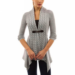 Cardigan Knitted Sweater for Women Jacket