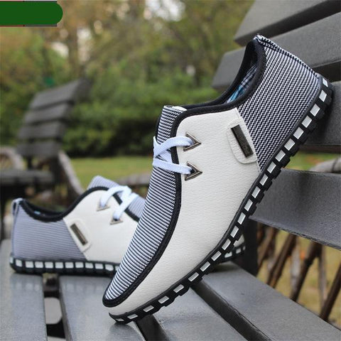 Eleganza Shoes for Men | Flats Slip On Loafers Italian Flats