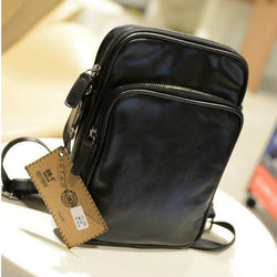 business pu leather men messenger bags brand high quality England Style men's shoulder bag casual vintage briefcase Laptop bag - onlinejewelleryshopaus