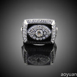 aoyuan Championship ring,New high-quality sports ring , fantasy football rings, football fans gift favorites Memorial Collection - onlinejewelleryshopaus