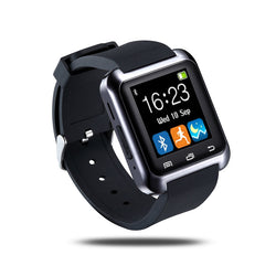 Bluetooth u8 Smartwatch Smart Watch U80 for iPhone 6 / 5S Samsung S6 / Note 4 HTC Android Phone Smartphones Android Wear - onlinejewelleryshopaus