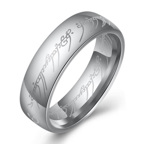 Lord of the Rings Style Hobbit Standard Size Ring