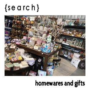 Homewares + Gifts