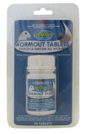Vetafarm Wormout Allwormer Tablets