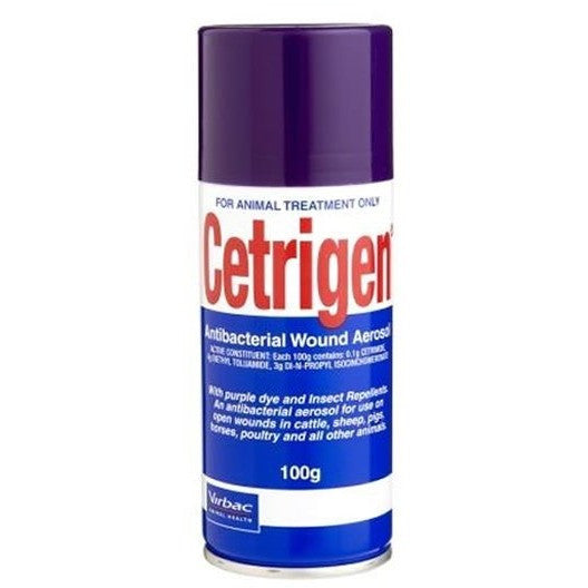 Cetrigen Aerosol Spray 100g
