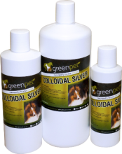 Greenpet Colloidal Silver