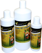 Greenpet Natural Shampoo - 500ml