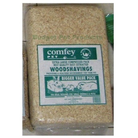 Comfey Pet Wood Shavings 25l Briefcase