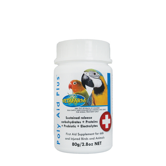 Vetafarm Poly Aid Emergency Supplement