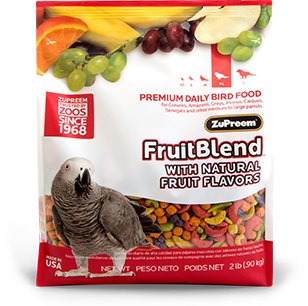 ZuPreem  Fruit Blend MEDIUM/LARGE 1.59kg