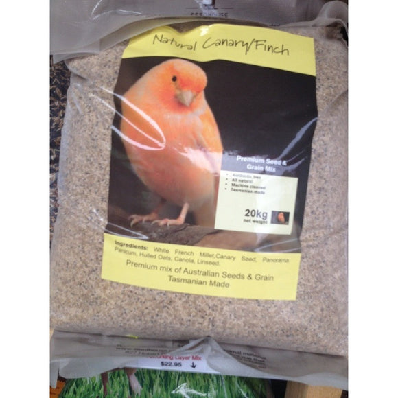 Seed - Canary + Finch Seed Mix by Seedhouse