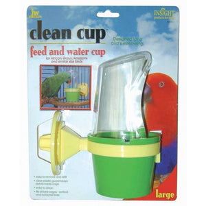 JW Insight Clean Cup Feed and Water - Large