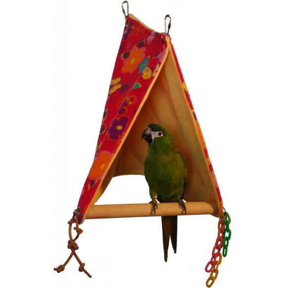Superbird Peekaboo Perch Tent - Large