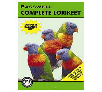 Passwell Complete Lori Mix 1kg