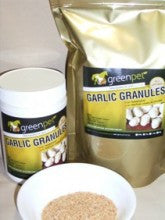 Greenpet Garlic Granules
