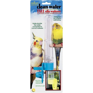 JW Insight Clean Water Silo Waterer - Tall