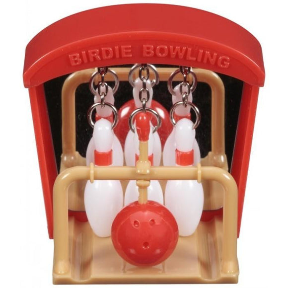 JW Insight Birdie Bowling Toy