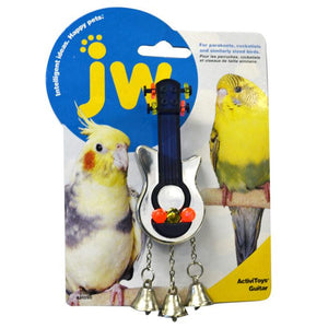 JW Insight Birdie Guitar Toy